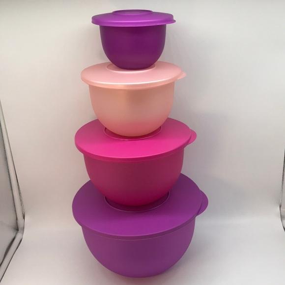 Tupperware Murano Set of 4